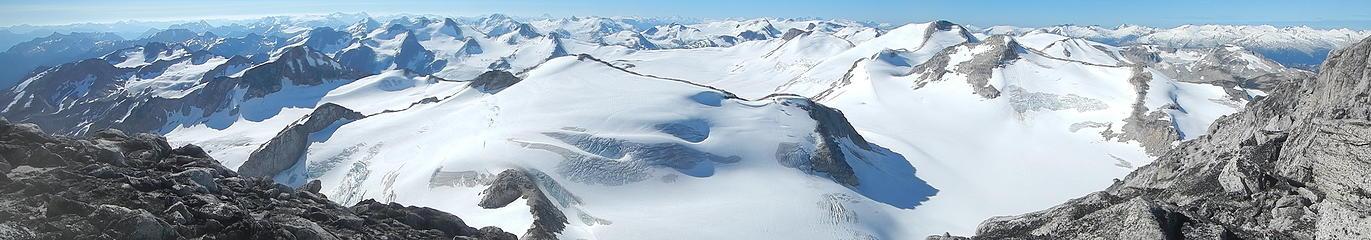 Pemberton Icecap