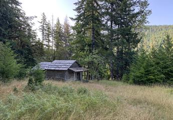 Humes cabin.. spiritual