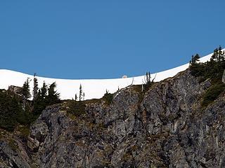 goats on the ridge