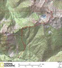 Breccia Trip Map