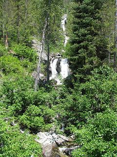 Beauty Creek Waterfalls