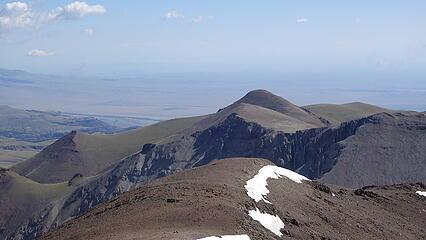 Point 12,520 on the NE Ridge