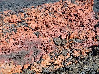 more red lava