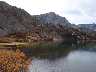 Bull Lake and Hurd Peak