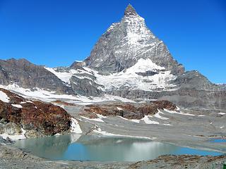 Matterhorn West Face