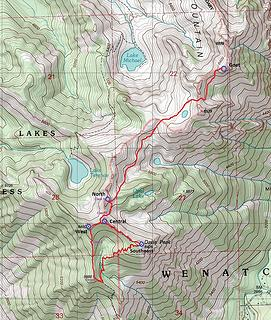 annotated route