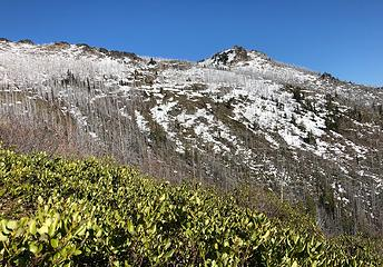 Icicle Ridge via Fourth of July Creek 5/10/19