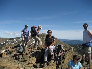 On Bean Peak!