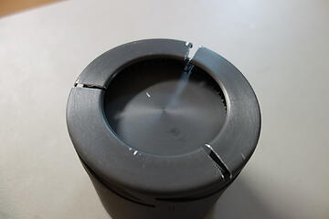 Tentock cup cut to fit other stoves