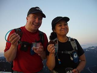 TNAB Solstice on Granite Mountain