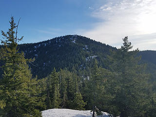 Fawn Peak from pt5986