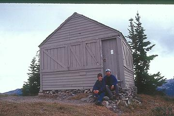 Dodger Point Lookout 1996