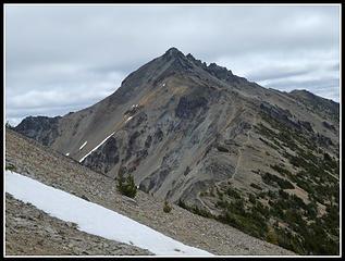 Snow & Mt. Aix