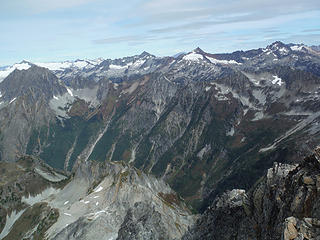 Name that peak, looking north from Formidable