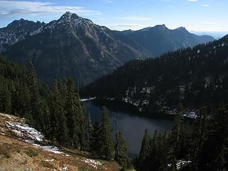 alaska lake and alta mountain???