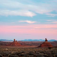 valley of the gods twilight-