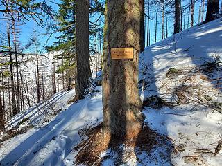 Way Creek Trail