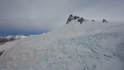 Cerro Puno Oeste...also possibly unclimbed