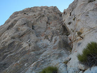 scramble route above