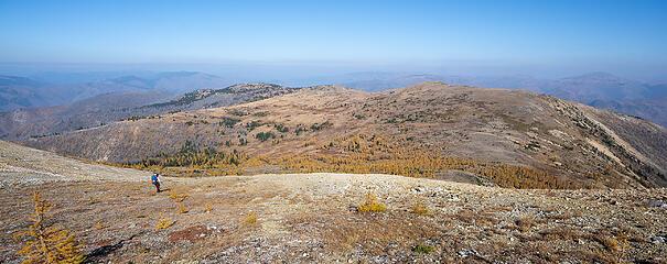 Tatoosh Buttes & Tamarack Ridge