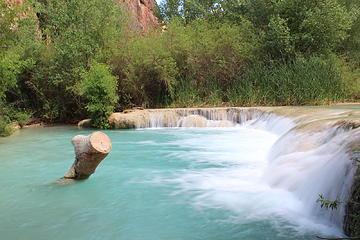 Havasu Falls scene