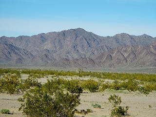 McCoy Mountains