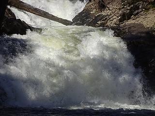 Upper Elk Ck Falls.