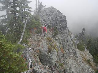 nearing Not Knox summit