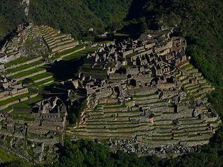 IT 4.1a Machu Picchu zoom from Sun Gate