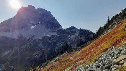 awesome peak