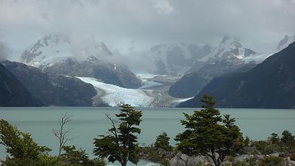 Cerro Cristal and Tronco