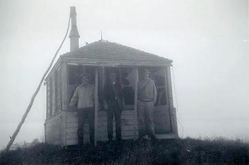 Lookout in 1960