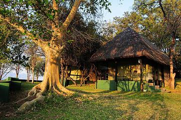 Spurwing Island, Lake Kariba, Zimbabwe