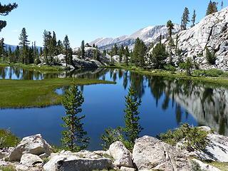 Kern basin lake