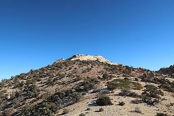summit area ahead