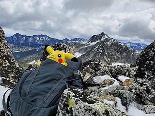 PokéPal Pikachu with me, as always