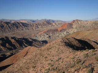 Pinto Valley Wilderness, Lake Mead National Recreation Area, NV