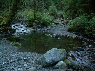 Gerkman Creek (uptream)