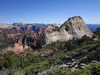 Zion Wilderness, Zion National Park, UT