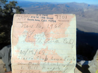 1968 register
