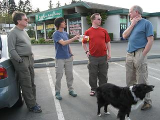 Malachai Constant, dicey, Mark, Logan, Chris