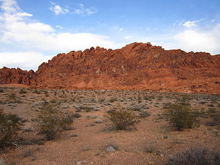 Valley of Fire Summit