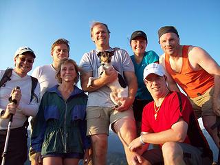 TNAB Silver Peak crew (minus me)