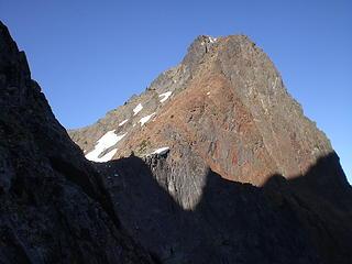 The SW Peak of Hozomeen.