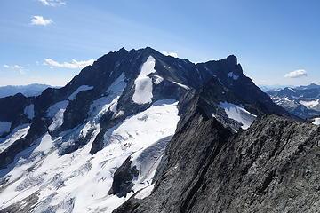 Bonanza from the summit