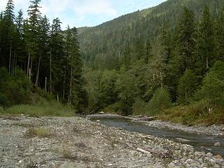 Boulder River near Ditney Creek (downstream)