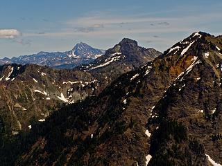 Alta, Three Queens, and Mount Stuart
