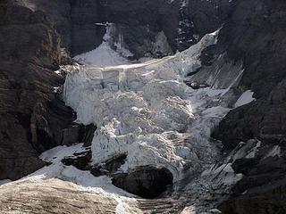 glacier-closeup