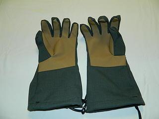 XL size glove shell