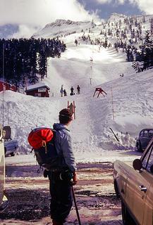 Pilchuck Ski Area ~1969